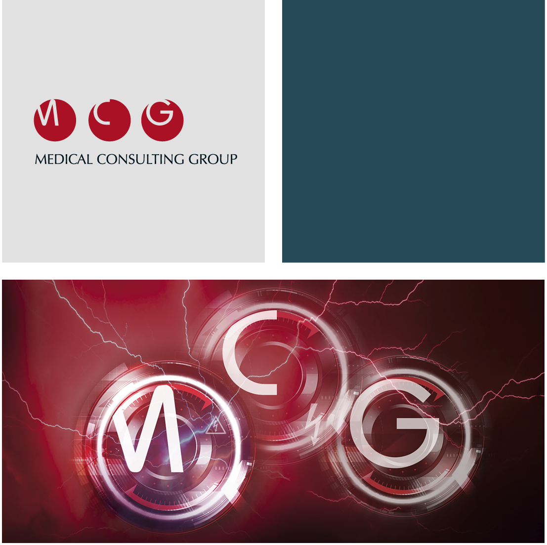 Logo medical consulting group